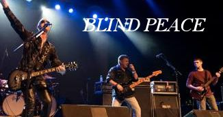Blind Peace band