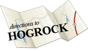 Directions to Hogrock